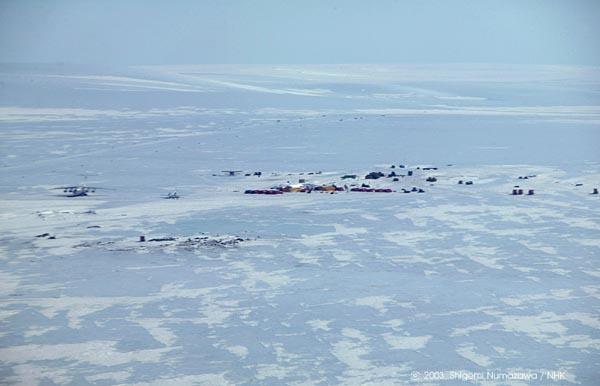 Novolazarevskaya Base, Antarctica